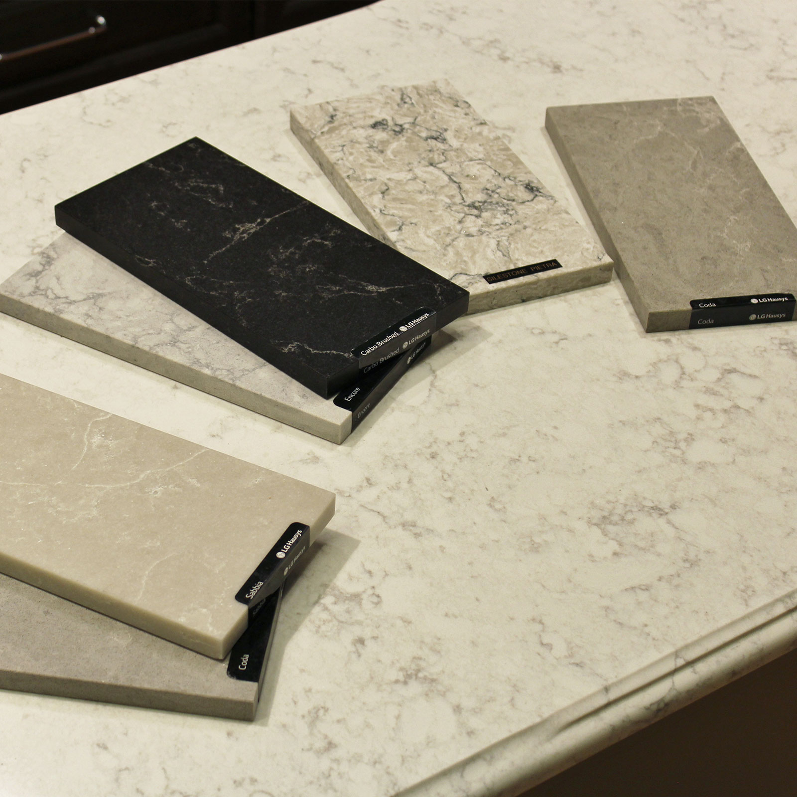 Jackson Kitchen Designs - We stock Quartz, Granite, Marble, Wood, Corian & Laminate